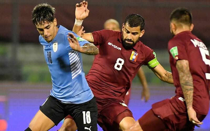 La Vinotinto mejoró pero no pasó del empate con Uruguay - lavinotinto.com